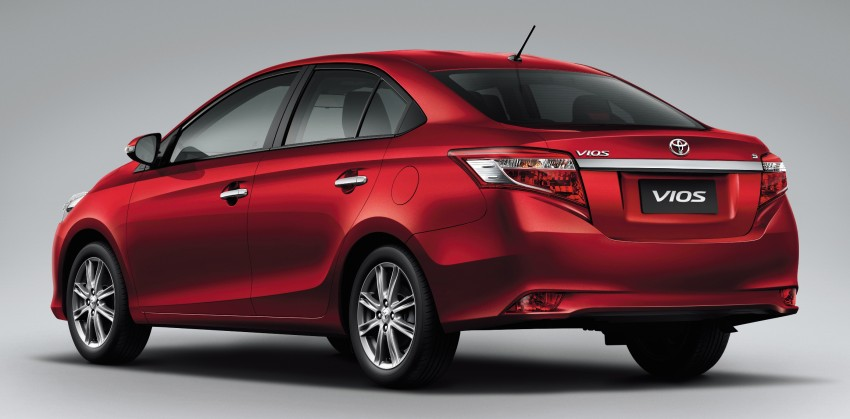 2013 Toyota Vios launched in Thailand – full details Image #166159