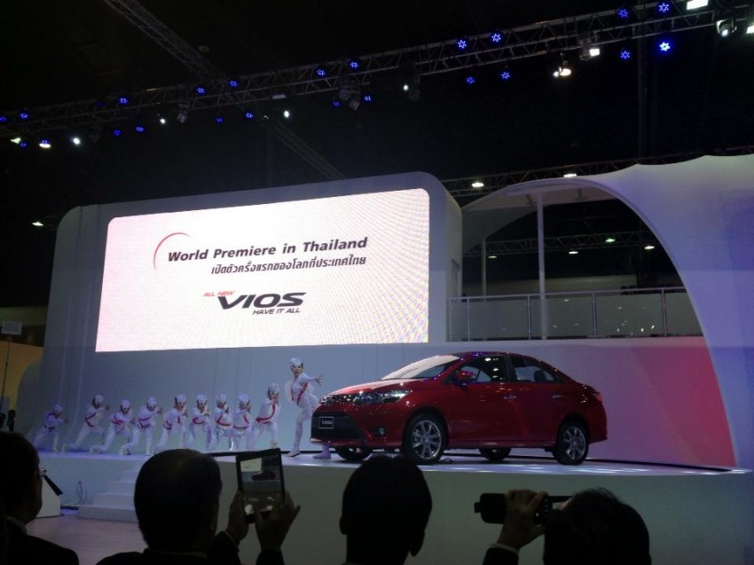 2013 Toyota Vios launched in Thailand – full details Image #163603