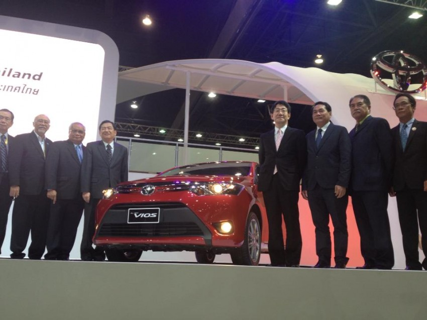2013 Toyota Vios launched in Thailand – full details Image #163602