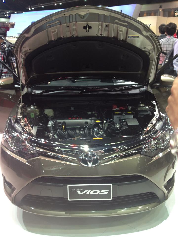 2013 Toyota Vios launched in Thailand – full details Image #163600