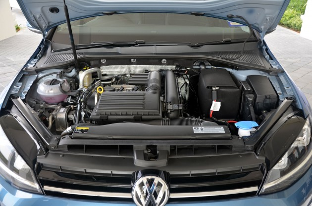 Golf Mk7 The Ea211 1 4 Tsi Plant Is Also New With 140 Ps From 500 To 6 000 Rpm And 250 Nm Of Torque 3