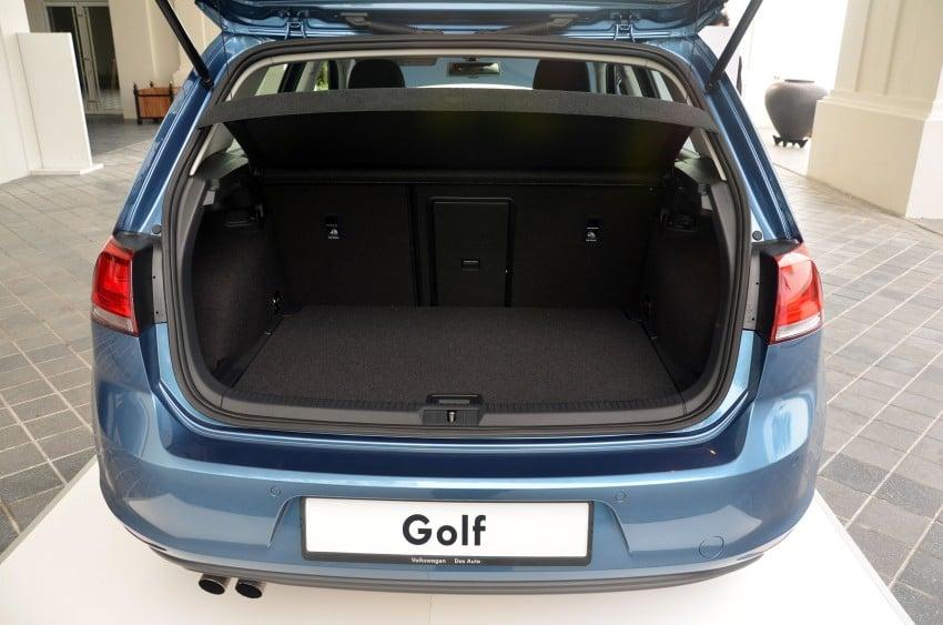 Volkswagen Golf Mk7 1.4 TSI introduced – RM158k Image #161670
