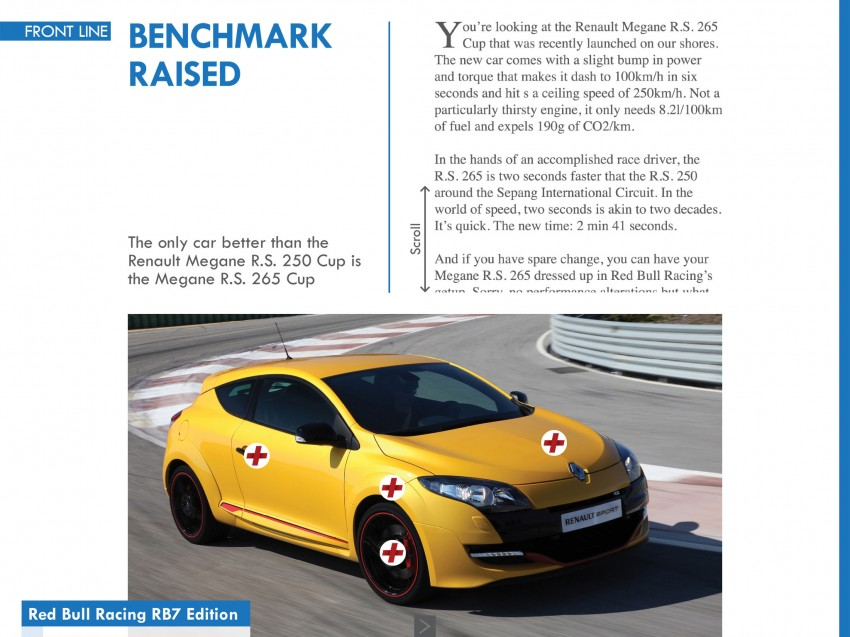Driven+ Magazine Issue #1 out now: Ford Focus ST, Mini Cooper Coupé, Porsche 911 Carrera 4 and more! Image #166322