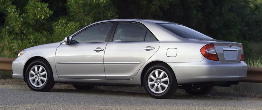 Toyota Camry X on Toyota Camry Airbag Recall