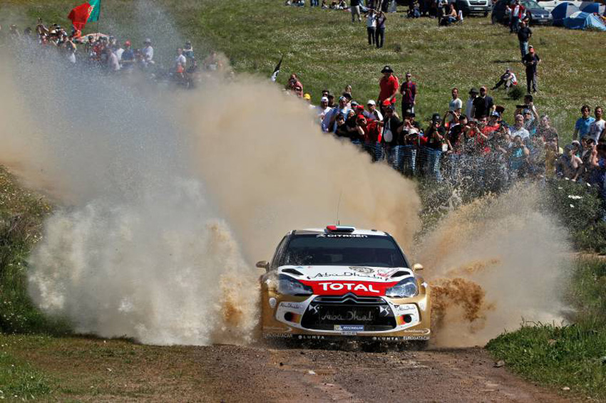 Ogier wins Rally Portugal to make it three in a row Image #168484