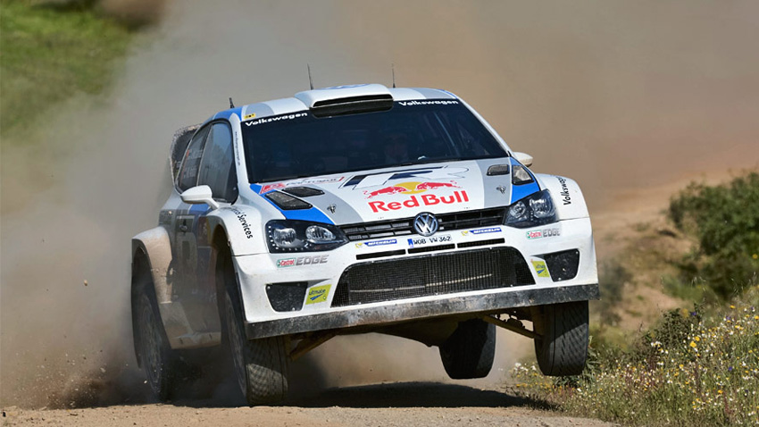 Ogier wins Rally Portugal to make it three in a row Image #168487