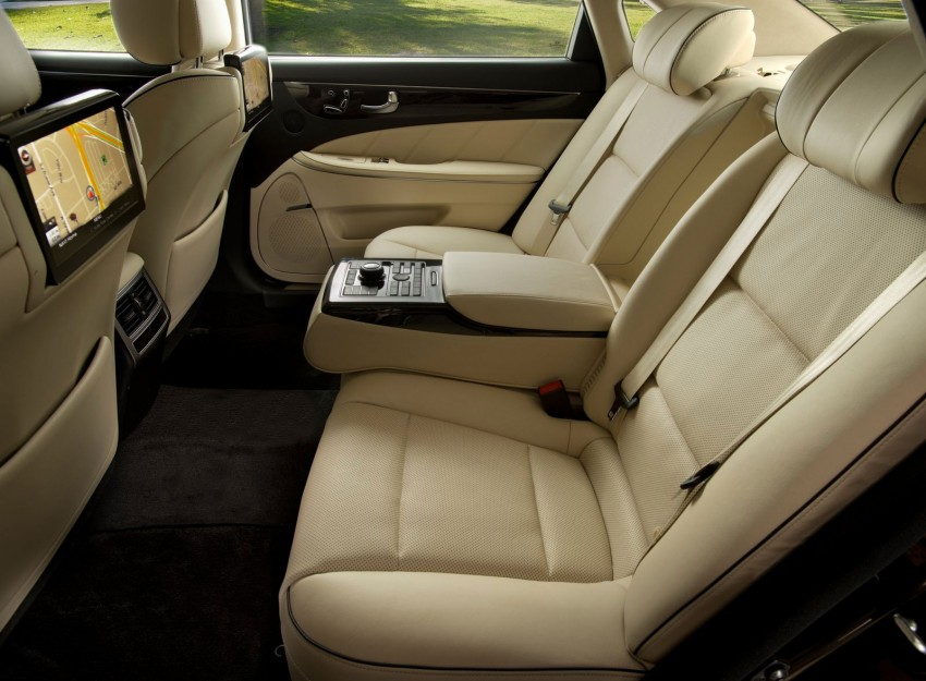 2014 Hyundai Equus – the Korean S-Class enhanced Image #166067