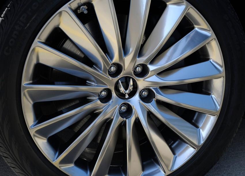 2014 Hyundai Equus – the Korean S-Class enhanced Image #166071