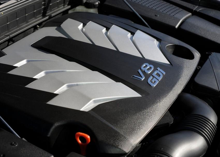2014 Hyundai Equus – the Korean S-Class enhanced Image #166072