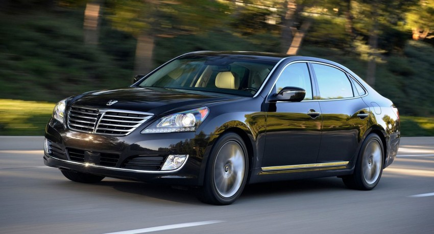 2014 Hyundai Equus – the Korean S-Class enhanced Image #166074