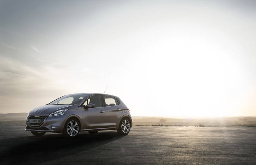 Peugeot 208 launched – 5dr RM85,888, 3dr RM95,888 Image #168989