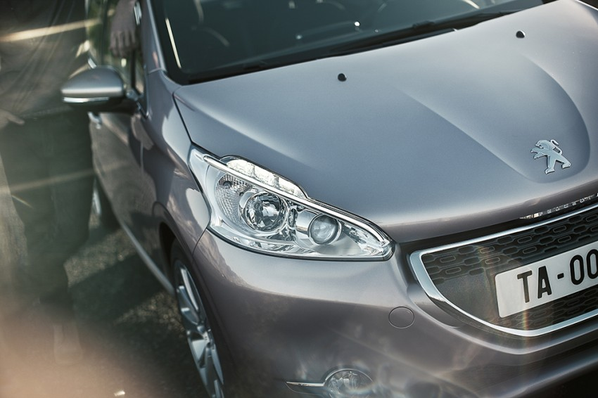 Peugeot 208 launched – 5dr RM85,888, 3dr RM95,888 Image #168992