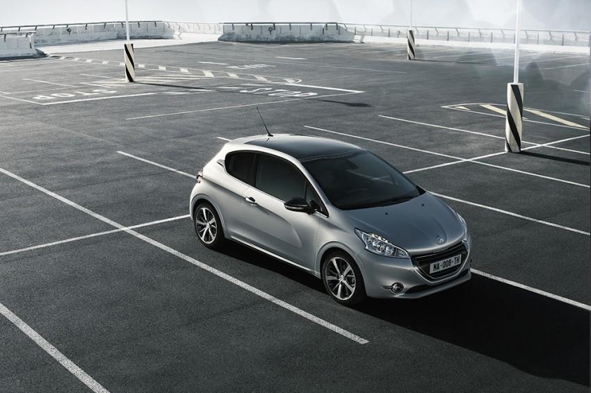 Peugeot 208 launched – 5dr RM85,888, 3dr RM95,888 Image #168997