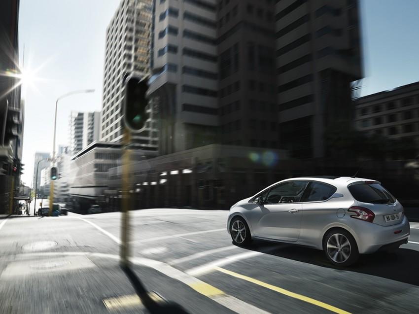 Peugeot 208 launched – 5dr RM85,888, 3dr RM95,888 Image #168998