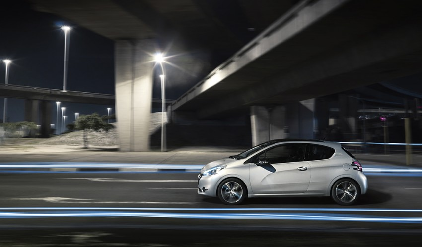Peugeot 208 launched – 5dr RM85,888, 3dr RM95,888 Image #168999