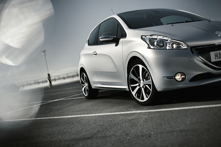 Peugeot 208 launched – 5dr RM85,888, 3dr RM95,888 Image #169000