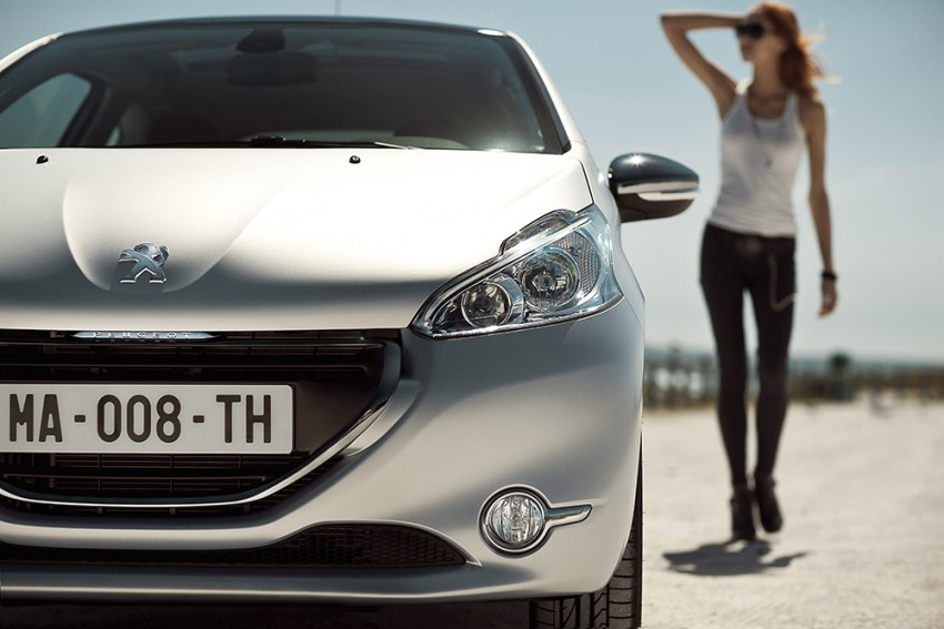 Peugeot 208 launched – 5dr RM85,888, 3dr RM95,888 Image #169003