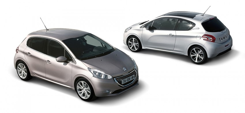 Peugeot 208 launched – 5dr RM85,888, 3dr RM95,888 Image #169010