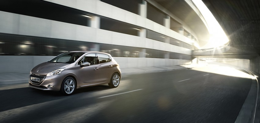 Peugeot 208 launched – 5dr RM85,888, 3dr RM95,888 Image #169011
