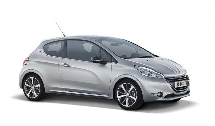 Peugeot 208 launched – 5dr RM85,888, 3dr RM95,888 Image #169012