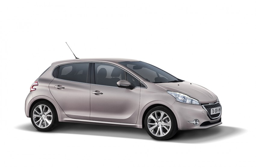 Peugeot 208 launched – 5dr RM85,888, 3dr RM95,888 Image #169014