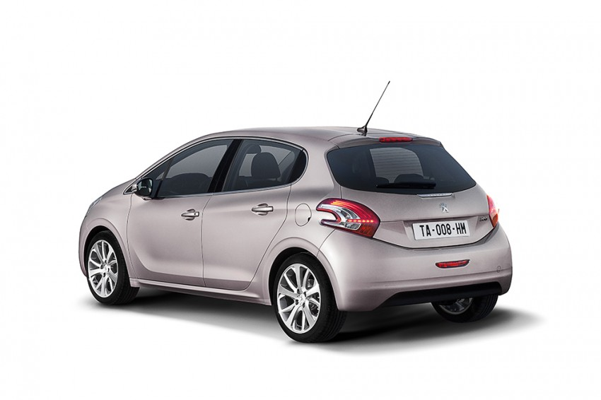 Peugeot 208 launched – 5dr RM85,888, 3dr RM95,888 Image #169015