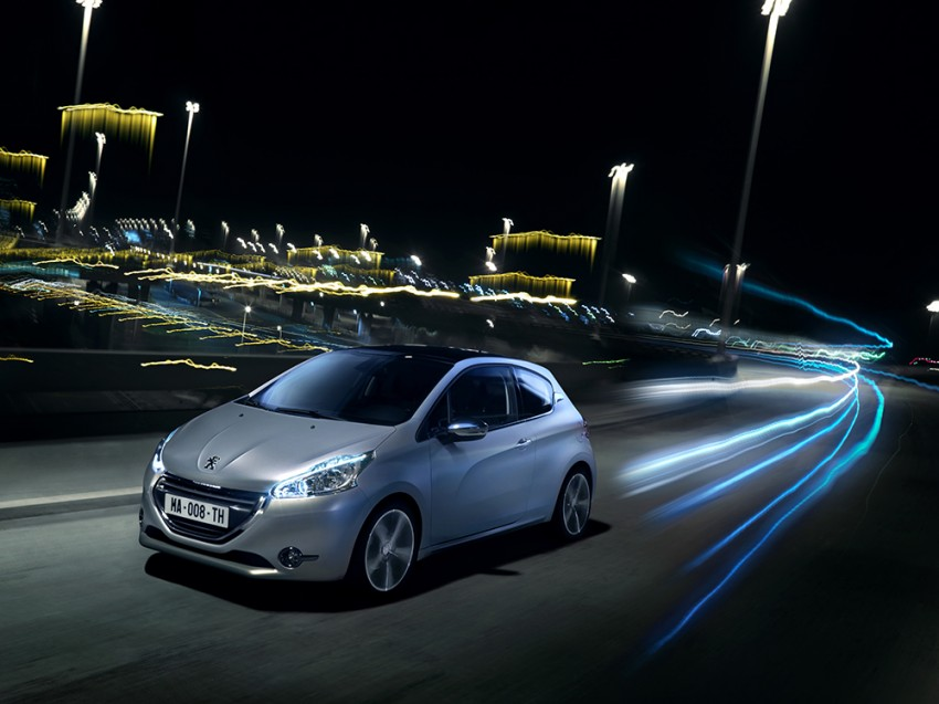 Peugeot 208 launched – 5dr RM85,888, 3dr RM95,888 Image #169017