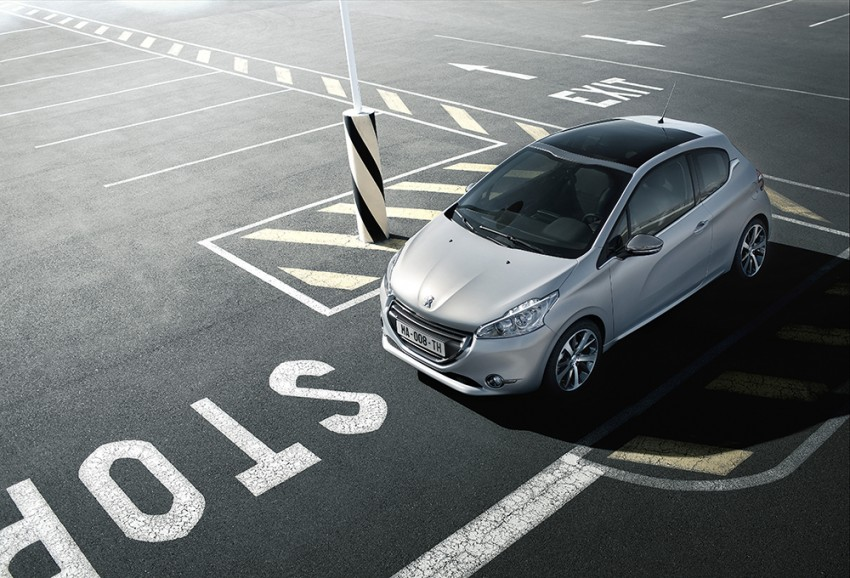 Peugeot 208 launched – 5dr RM85,888, 3dr RM95,888 Image #169019