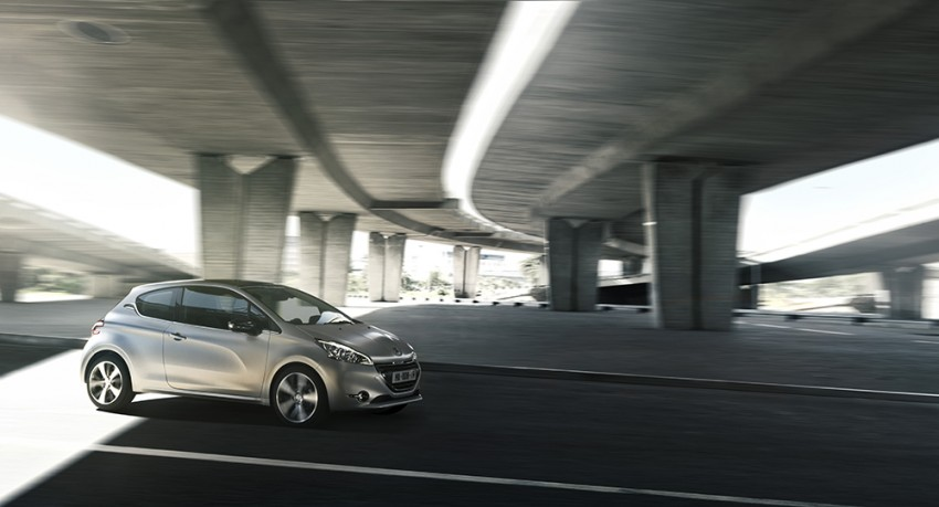 Peugeot 208 launched – 5dr RM85,888, 3dr RM95,888 Image #169021