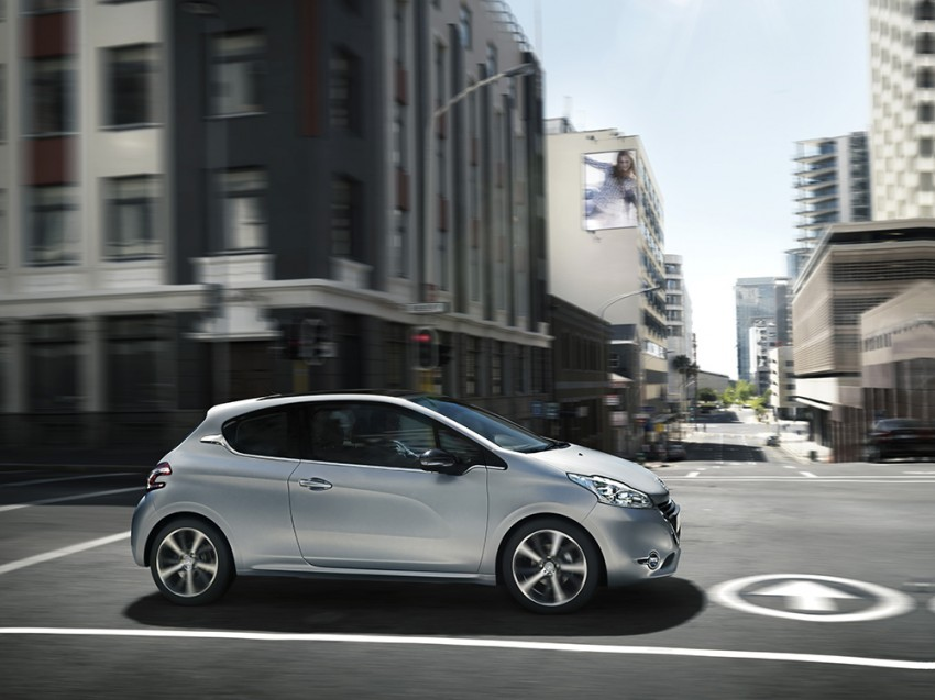 Peugeot 208 launched – 5dr RM85,888, 3dr RM95,888 Image #169022
