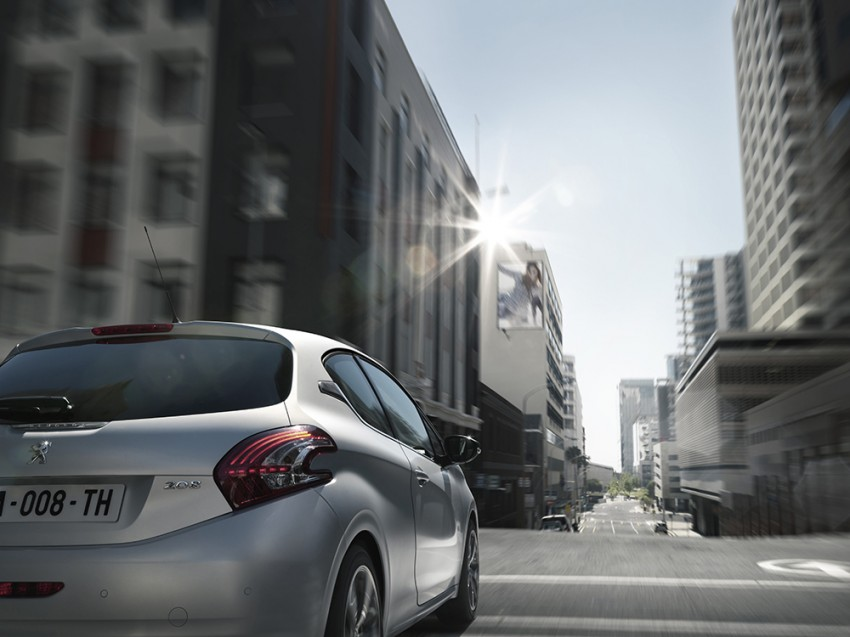 Peugeot 208 launched – 5dr RM85,888, 3dr RM95,888 Image #169023