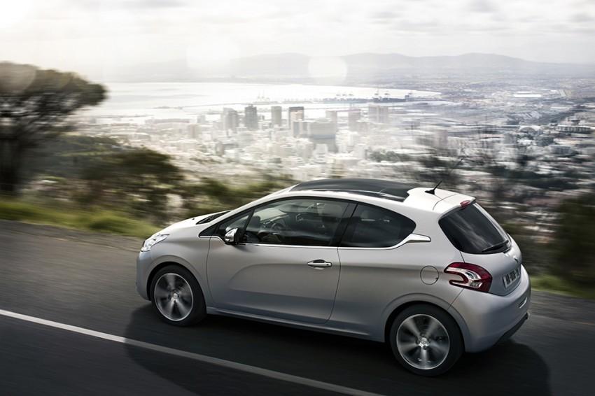 Peugeot 208 launched – 5dr RM85,888, 3dr RM95,888 Image #169027