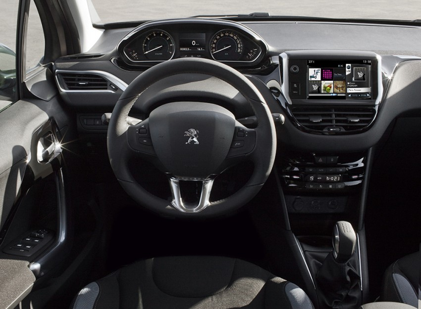 Peugeot 208 launched – 5dr RM85,888, 3dr RM95,888 Image #169028