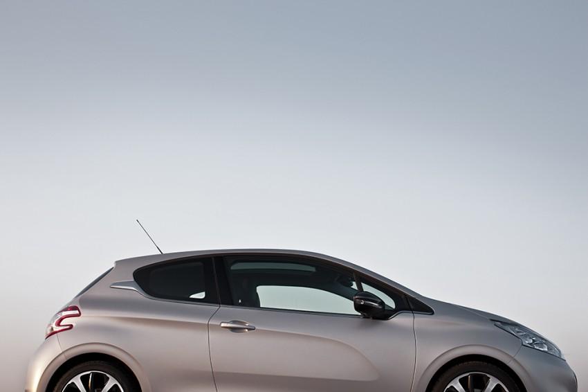 Peugeot 208 launched – 5dr RM85,888, 3dr RM95,888 Image #169032