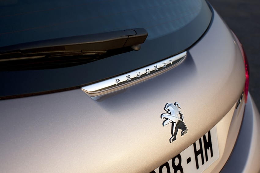 Peugeot 208 launched – 5dr RM85,888, 3dr RM95,888 Image #169035