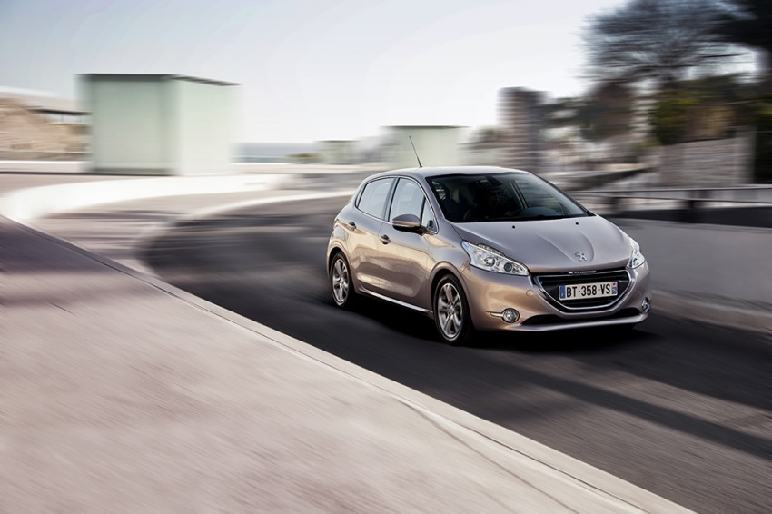 Peugeot 208 launched – 5dr RM85,888, 3dr RM95,888 Image #169065