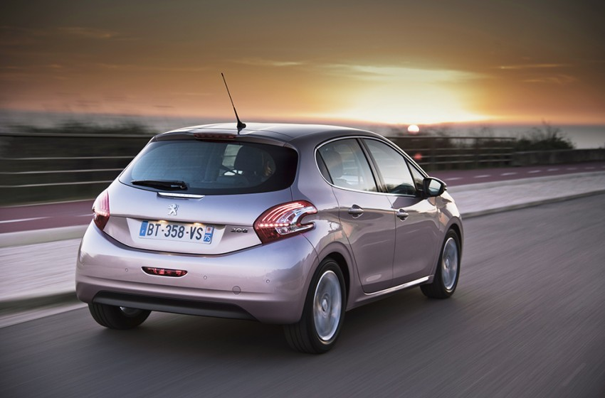 Peugeot 208 launched – 5dr RM85,888, 3dr RM95,888 Image #169066