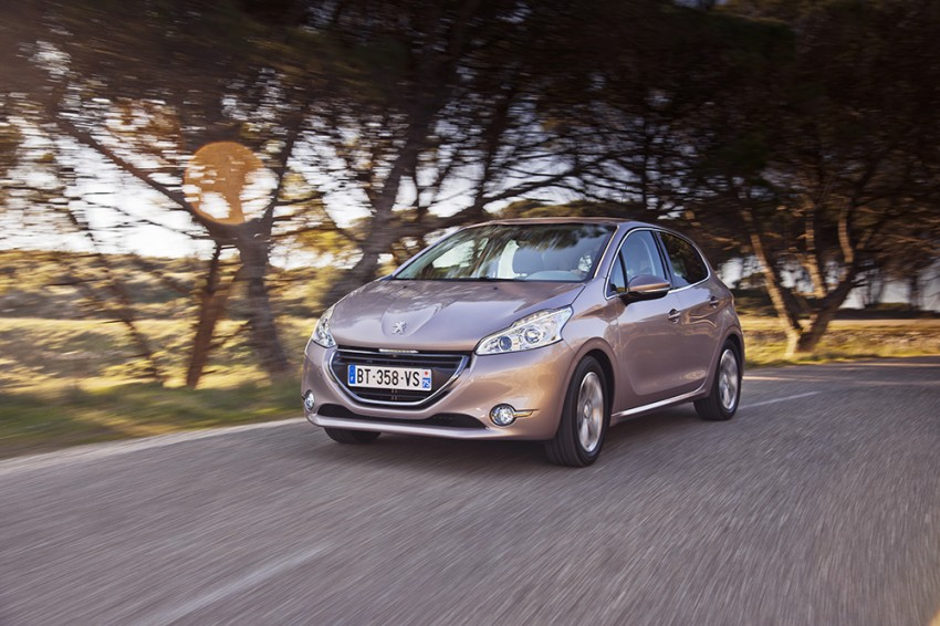 Peugeot 208 launched – 5dr RM85,888, 3dr RM95,888 Image #169067