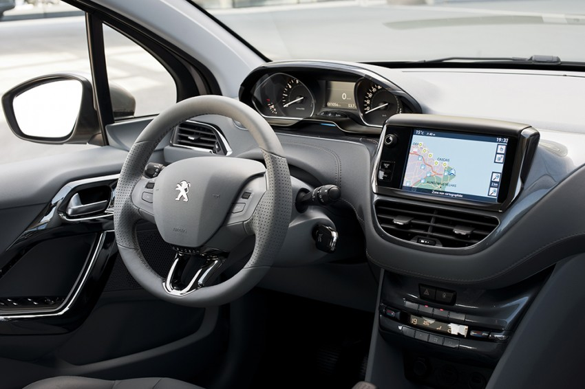 Peugeot 208 launched – 5dr RM85,888, 3dr RM95,888 Image #169068