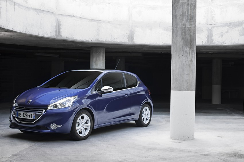 Peugeot 208 launched – 5dr RM85,888, 3dr RM95,888 Image #169070