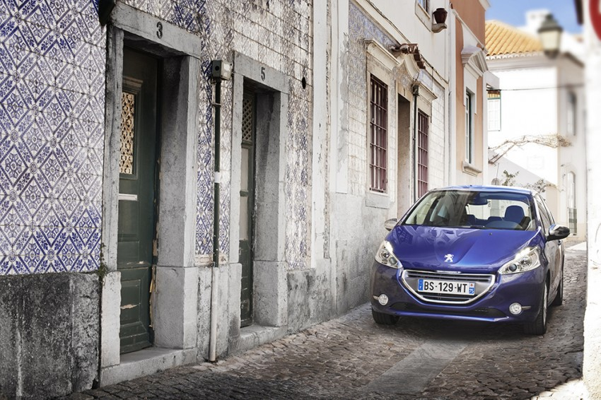 Peugeot 208 launched – 5dr RM85,888, 3dr RM95,888 Image #169071