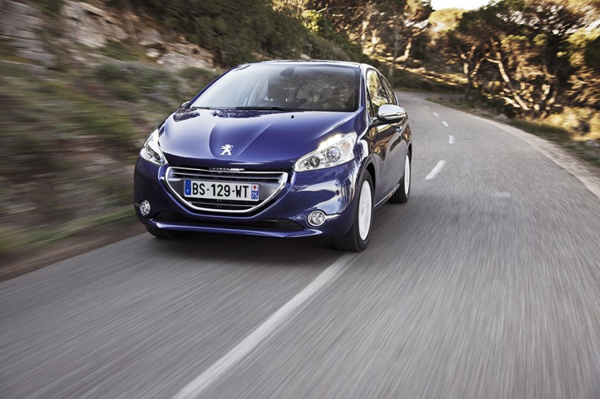Peugeot 208 launched – 5dr RM85,888, 3dr RM95,888 Image #169073