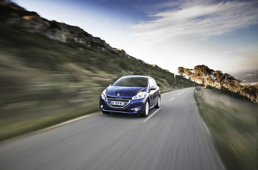 Peugeot 208 launched – 5dr RM85,888, 3dr RM95,888 Image #169074