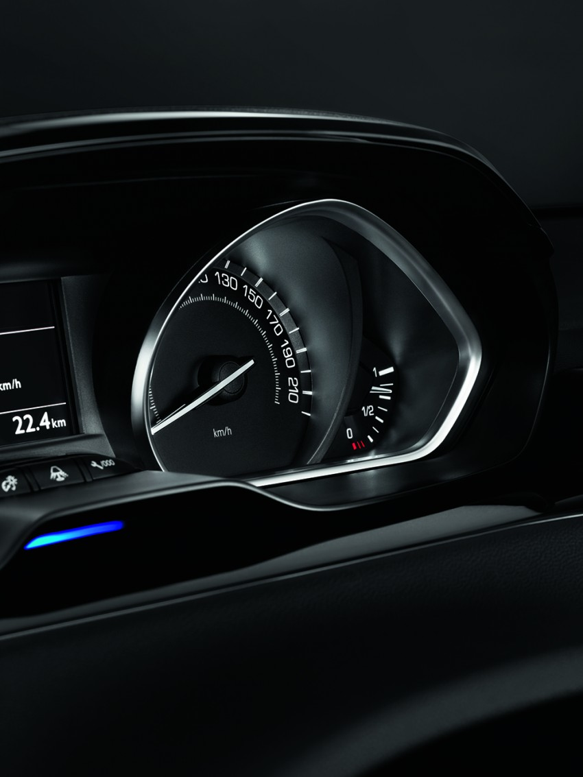 Peugeot 208 launched – 5dr RM85,888, 3dr RM95,888 Image #169079