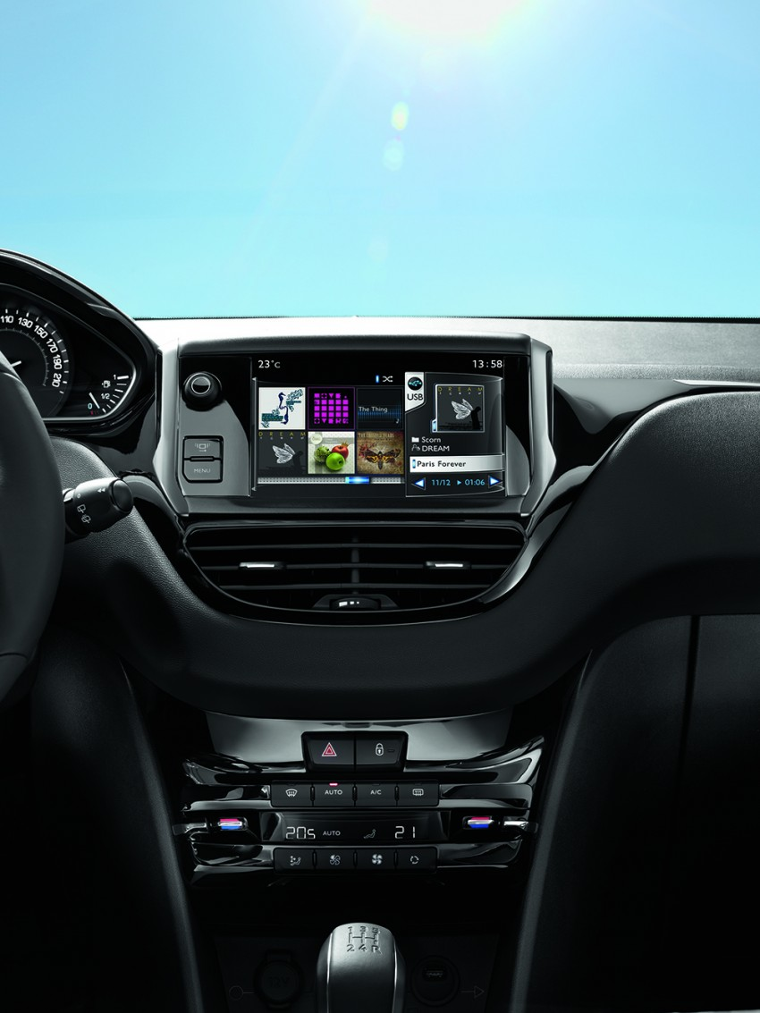 Peugeot 208 launched – 5dr RM85,888, 3dr RM95,888 Image #169080