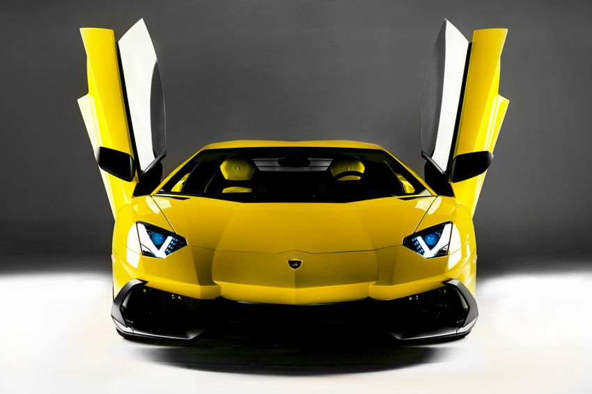 Lamborghini Aventador 50 Anniversario Edition leaked Image #169198