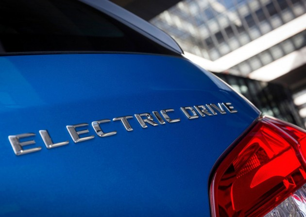 B Class Electric Drive-11