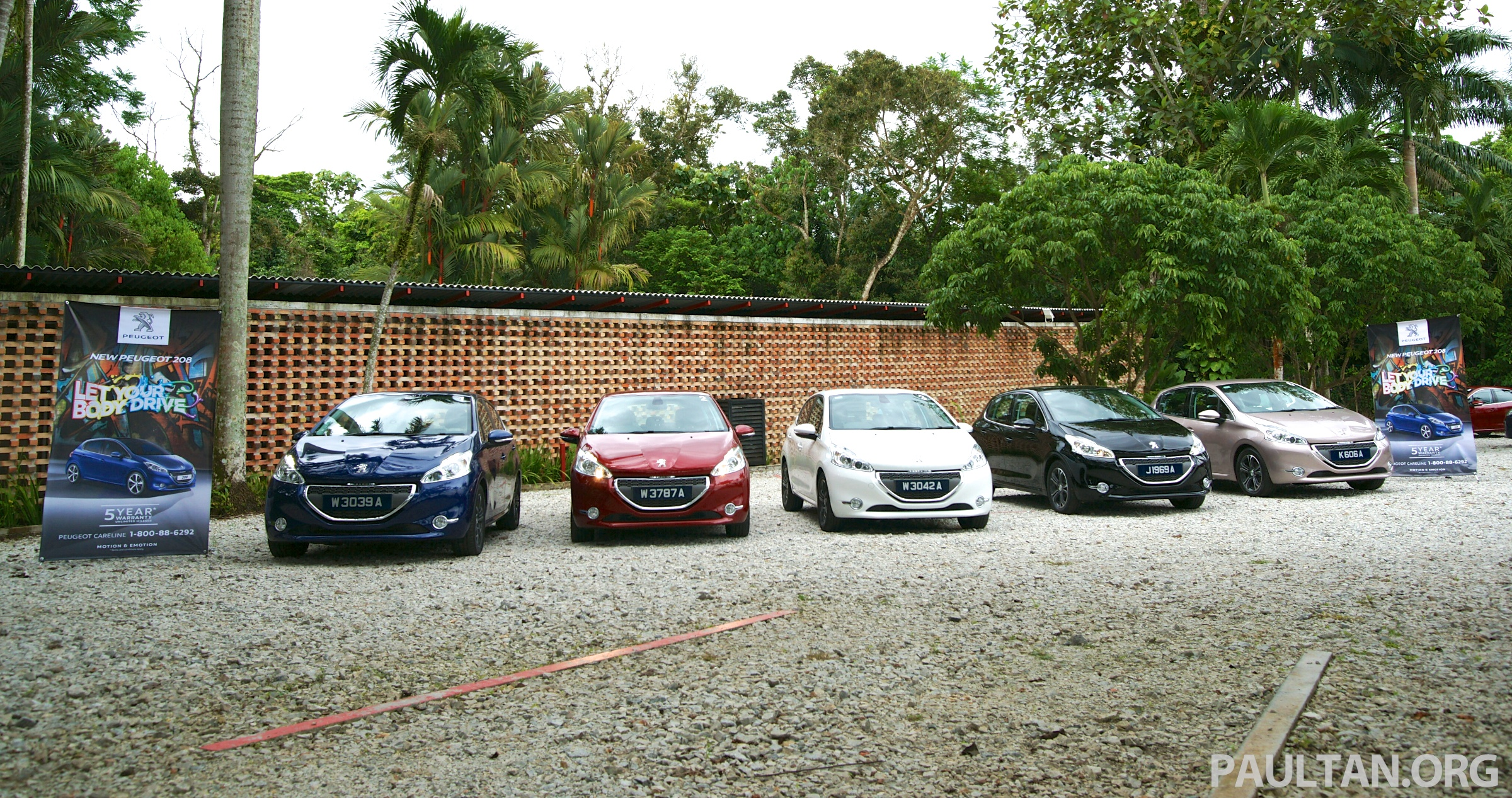 Peugeot 209 2018 >> DRIVEN: All-new Peugeot 208 VTi tested in Malaysia Paul Tan - Image 168461