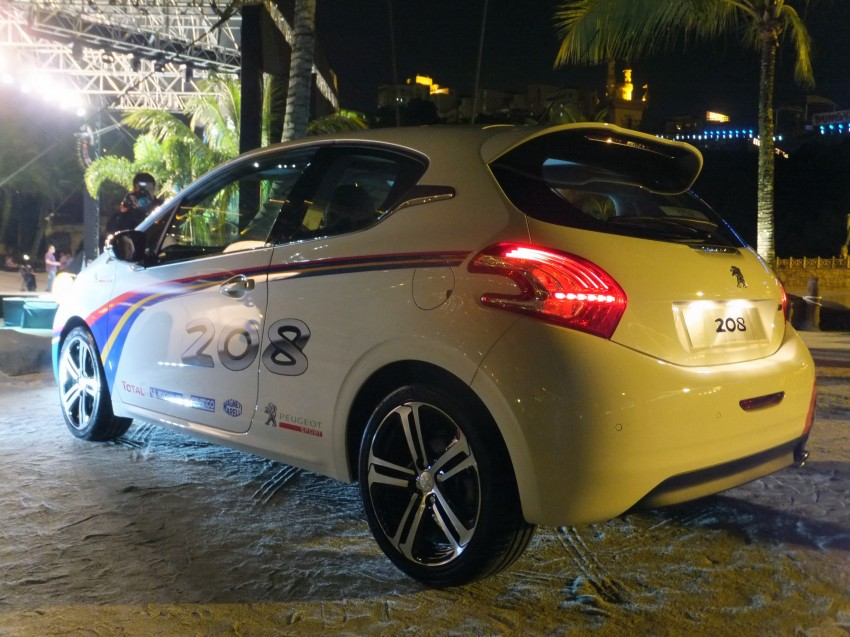 Peugeot 208 launched – 5dr RM85,888, 3dr RM95,888 Image #169103
