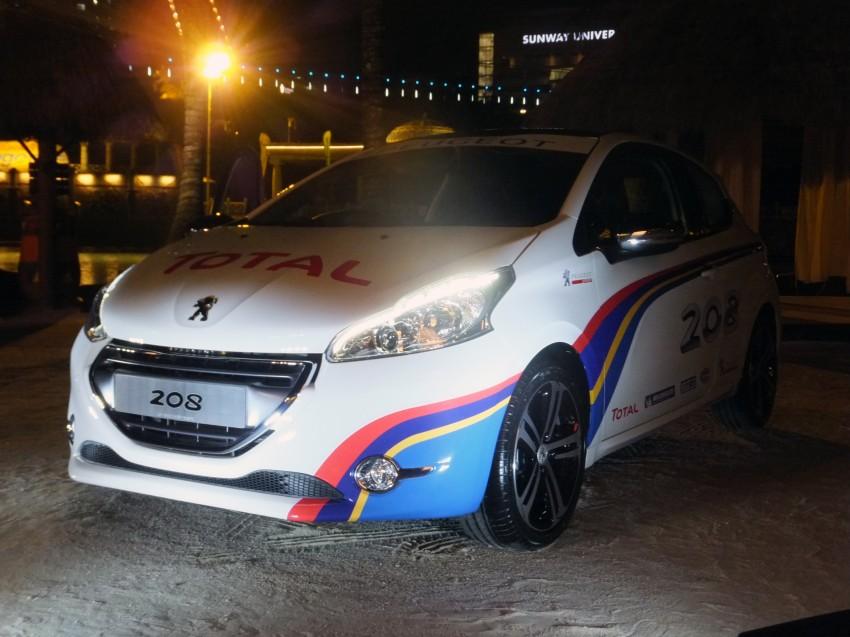 Peugeot 208 launched – 5dr RM85,888, 3dr RM95,888 Image #169105